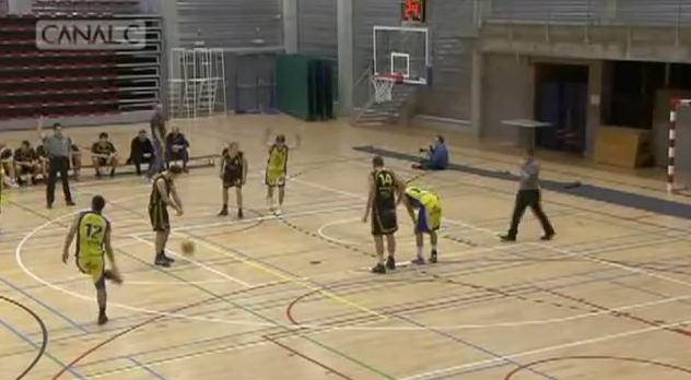 Belgian Player Free Throw