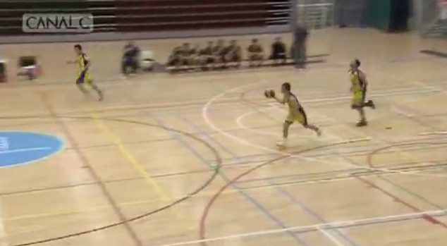 Belgian Point Guard Gets Possession