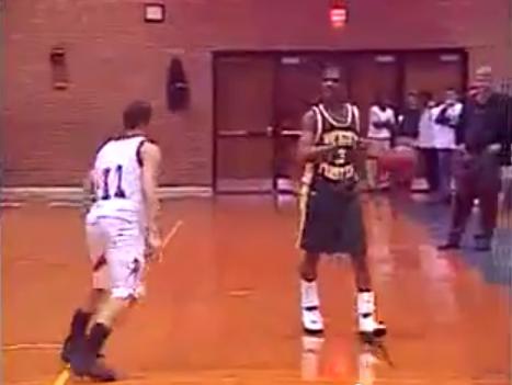 Chris Paul 61 Point Game in High School