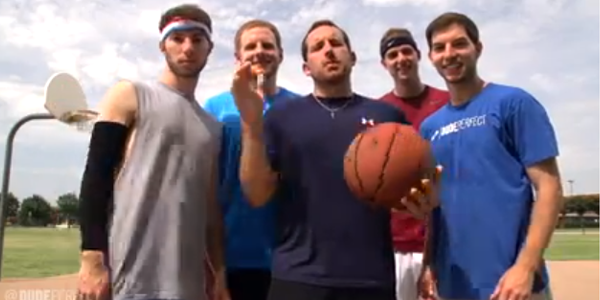 pick up basketball stereotypes