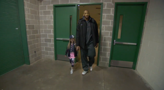 Adreian Payne and Lacey