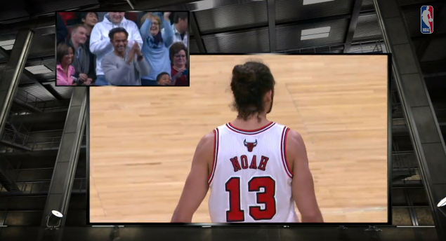 Joakim Noahs Dad Celebrates