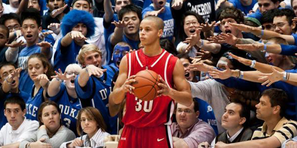 Steph-Curry-in-College