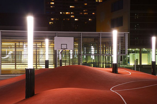 23 of the Most Amazing Unique Basketball Courts You Will Ever See I De