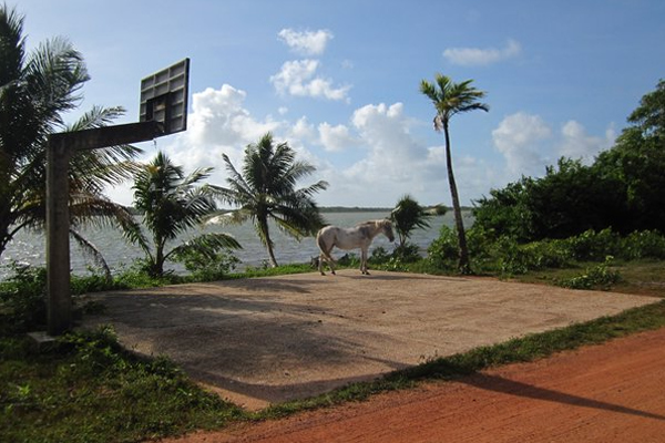 Belize-Basketball-Court