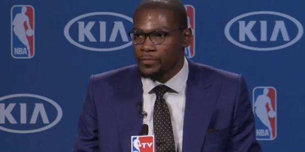 Kevin-Durant-NBA-MVP-Speech
