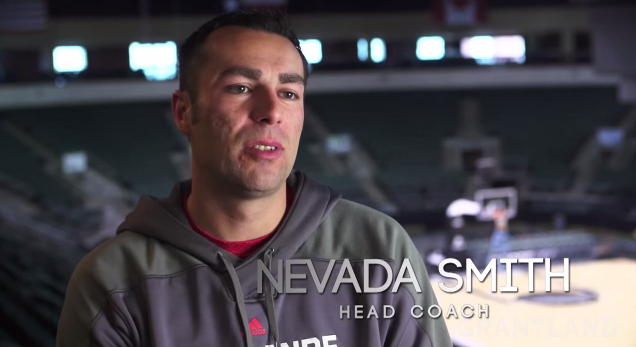 Nevada Smith Rio Grande Valley Head Coach