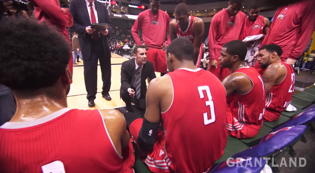 Rio Grande Valley Vipers Timeout