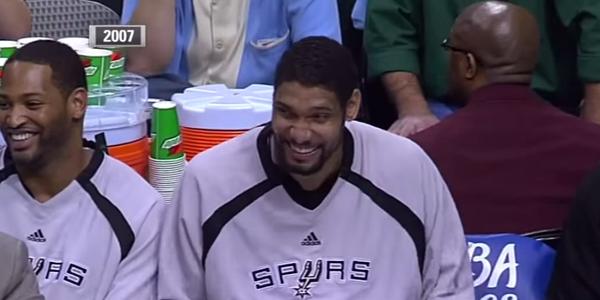 光頭裁判Crawford:鄧肯的笑很煩人,之後我被臭罵一頓,該事件改變了我一生!(影)-Haters-黑特籃球NBA新聞影音圖片分享社區