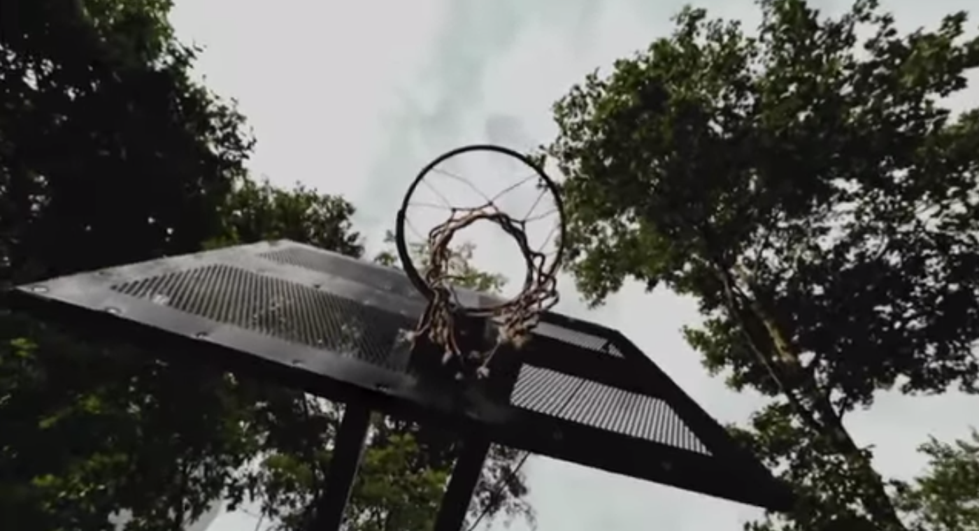 Outdoor Hoop