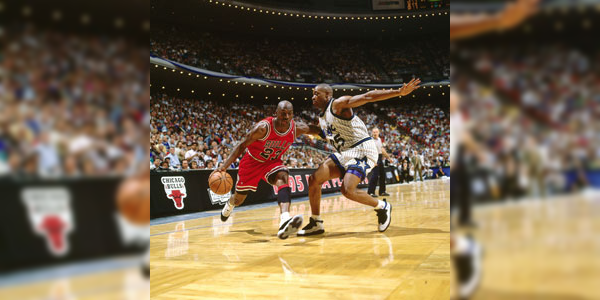 Nick-Anderson-vs-Michael-Jordan