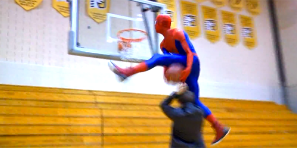 Spider-Man-Dunks