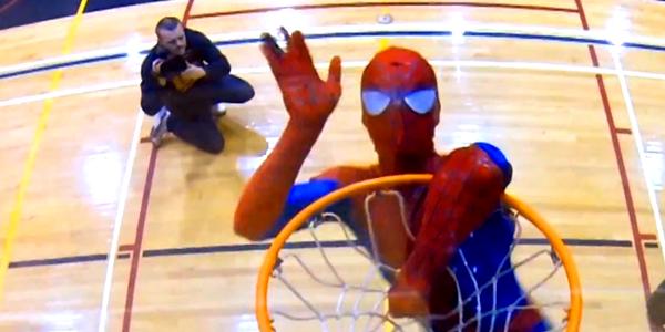 Spiderman-Jordan-Kilganon-Dunking