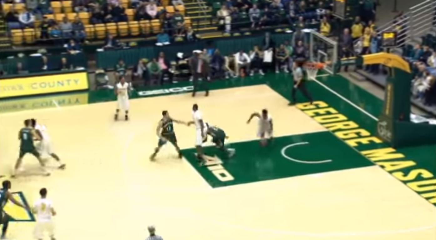 Jalen Jenkins Rebound