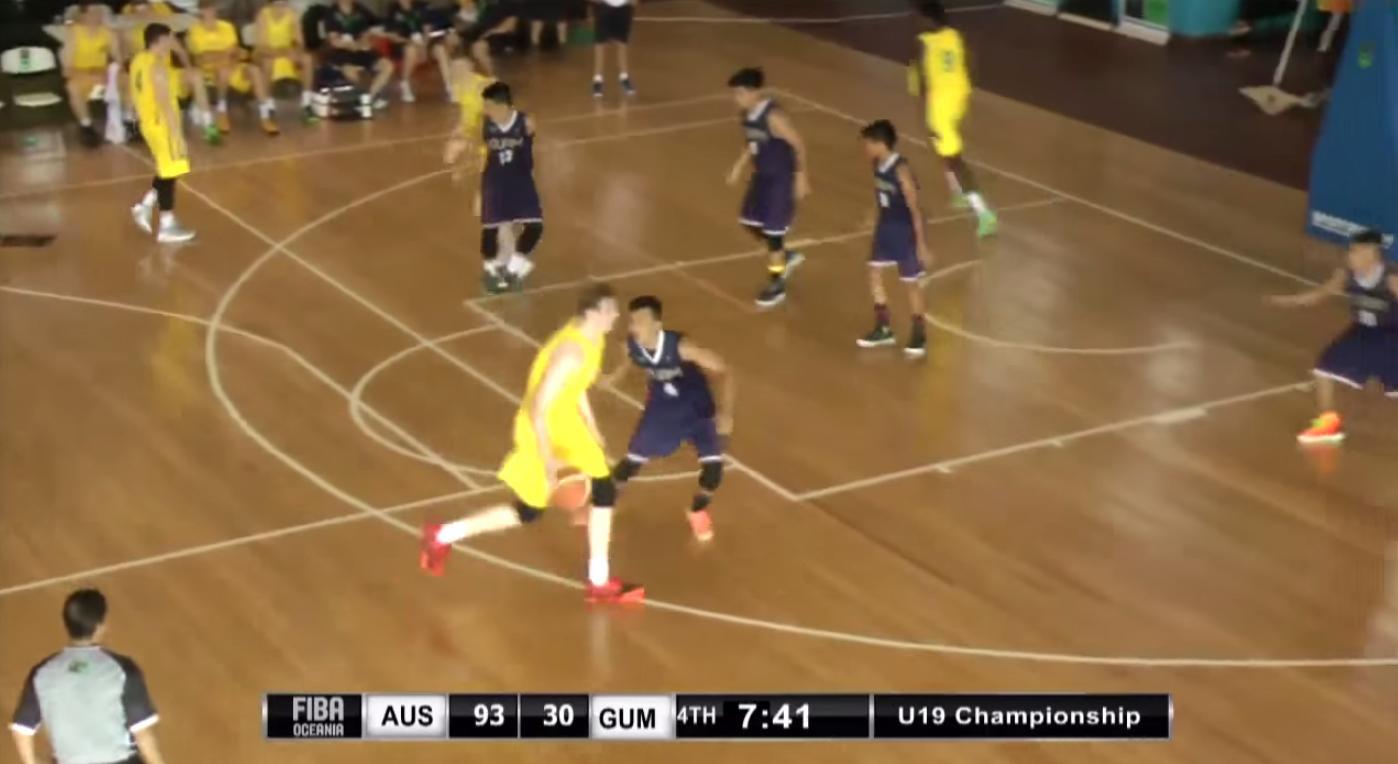 U19 Oceania Championship Defense