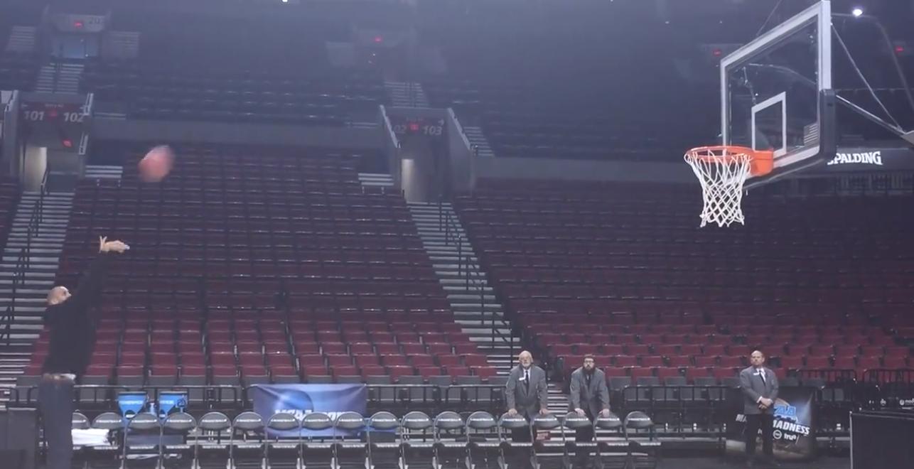 Reggie Miller NCAA Tournament Break