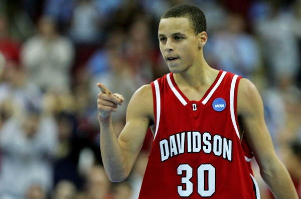 Steph-Curry-Davidson-NCAA-Tournament