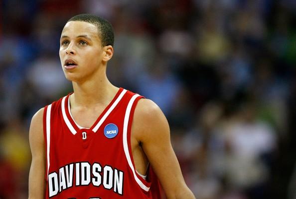 Steph Curry NCAA Tournament