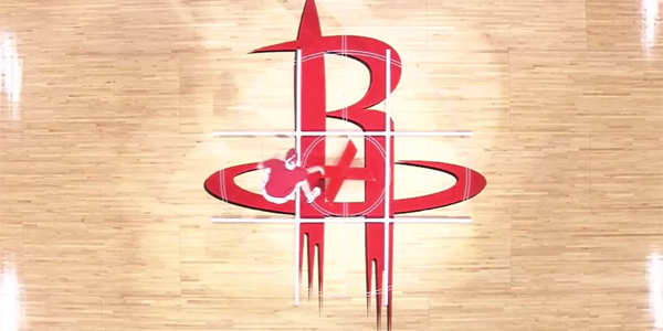 Houston-Rockets-Tic-Tac-Toe