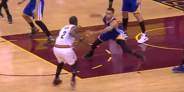 Kyrie-Irving-Breaks-Steph-Curry