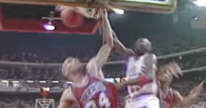 Reminisce On Greatness Michael Jordans Best Plays Of The Playoffs